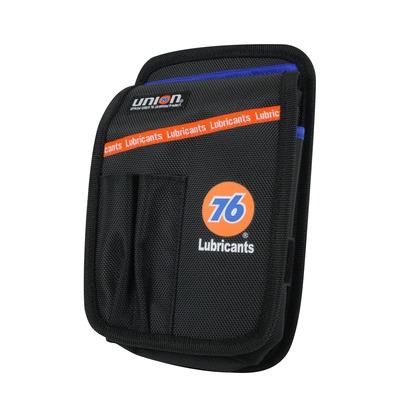 76 Lubricants オレンジ76カバーポーチ ブラック 道具袋・バッグ PW7662 1個