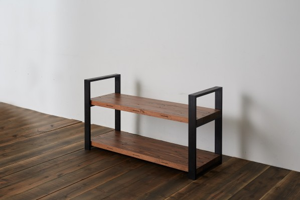 Wooden Shelf  Low