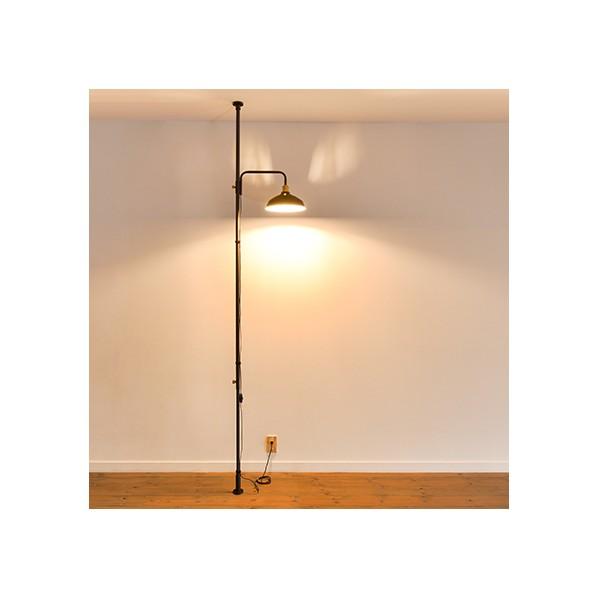 201 Lamp Arm S  ランプアーム 照明 003縦専用 対応203・204 D-BLS-BK
