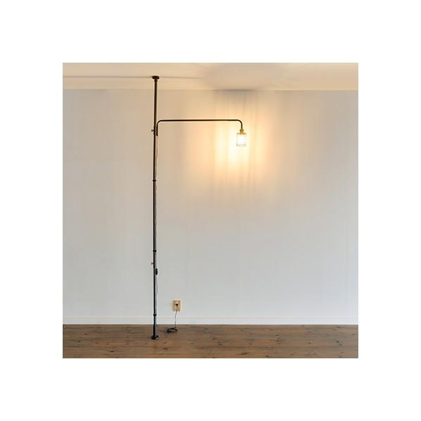 202 Lamp Arm L  ランプアーム 照明 003縦専用 対応203・204 D-BLL-BK