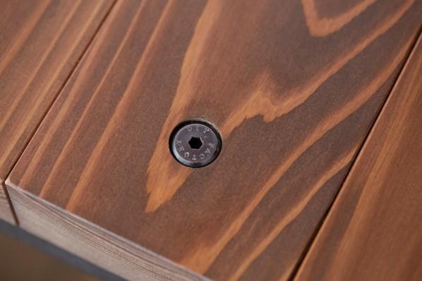 Wooden Shelf  Low