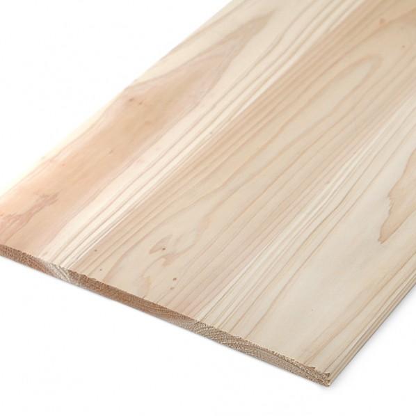 DIY FACTORY 集成材/杉 幅はぎ 集成材 /10ミリ 杉集成仕上げ材 約10x200x950(mm) 1個