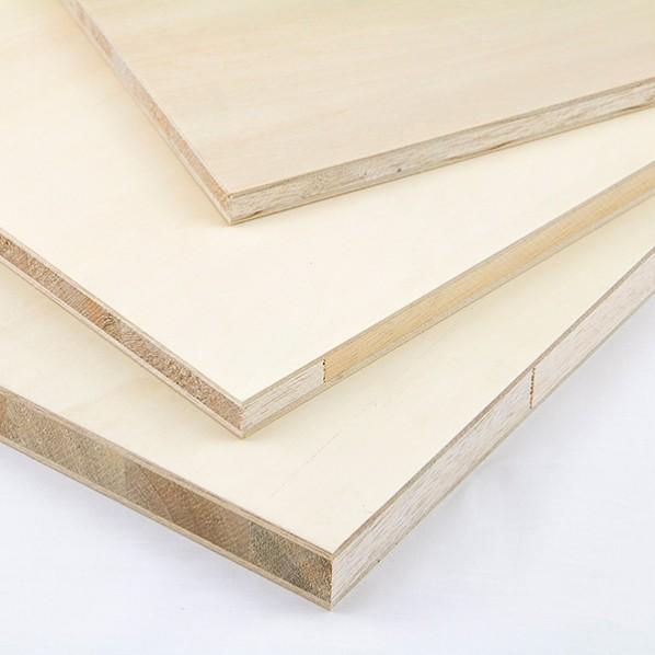 DIY FACTORY 合板/シナランバーパネル/表面(シナベニヤ板、シナ合板) 約18xW600xD300(mm) 1個