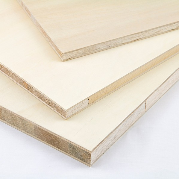 DIY FACTORY 合板/シナランバーパネル/表面(シナベニヤ板、シナ合板) 約24xW600xD450(mm) 1個