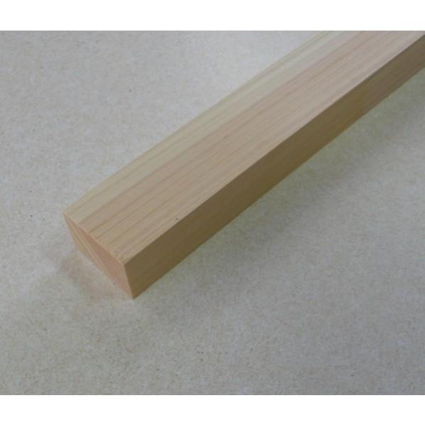 DIY FACTORY すのこ/桧すのこ脚パーツ 約20x39x630(mm) 1個