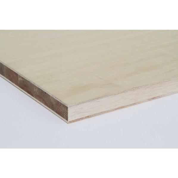 DIY FACTORY ベニヤ/ラワンランバー(表面ベニヤ板) 約18xW600xD300(mm) 1個