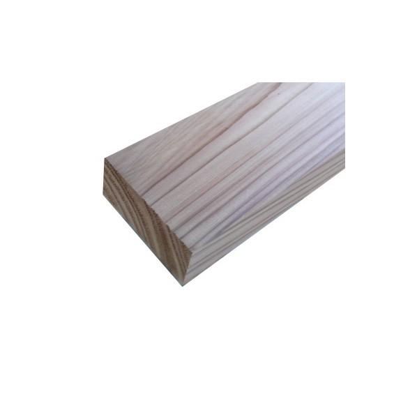 DIY FACTORY 角材/杉特選上小節(角材、4面プレーナー加工) 約30x70x1000(mm) 1個