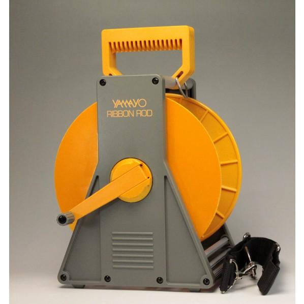 【送料無料】ヤマヨ測定機 リボンロッドケース(50m用) 本体寸法:333x220x153mm 100L 1個