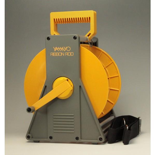 【送料無料】ヤマヨ測定機 150mm幅用リボンロッドケ−ス(50m用) 本体寸法:333x220x203mm 150L 1個
