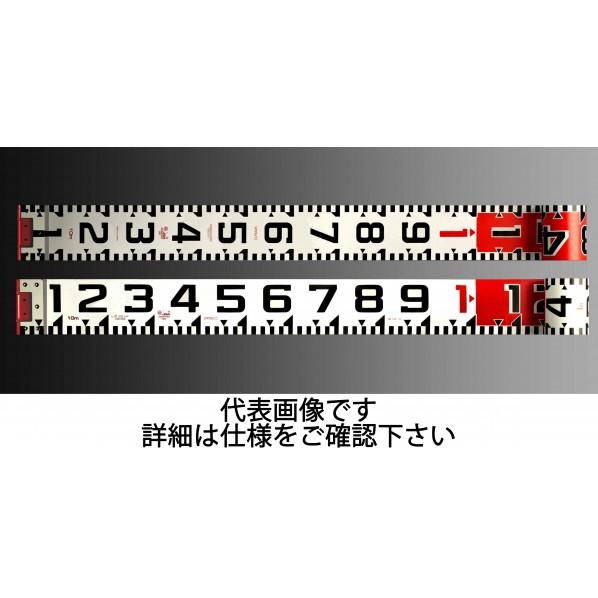 【送料無料】ヤマヨ測定機 リボンロッド両サイド120E1 10m R12A10 1個