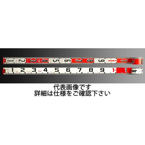 【送料無料】ヤマヨ測定機 リボンロッド両サイド 60E2 30m R6B30 1個