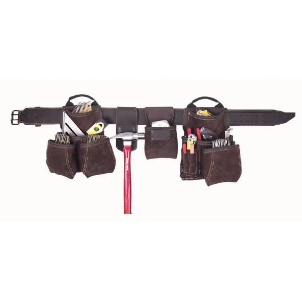 【送料無料】クニーズ 腰袋両側ベルト AP-401