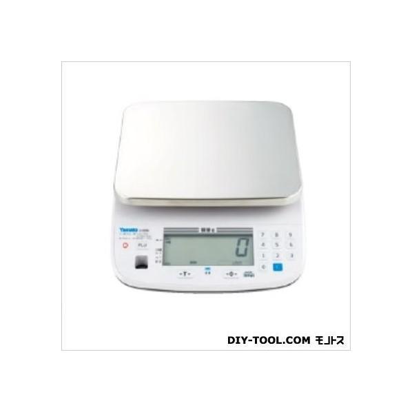 【送料無料】大和製衡 防水型デジタル上皿はかりJustNAVI/検定品(使用地区(4)(5)) W242XD297XH117mm J-100W-6 はかり 測定 1台