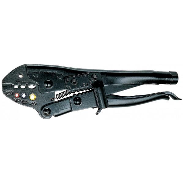 【送料無料】クニペックス 圧着グリッププライヤー 9700-215A