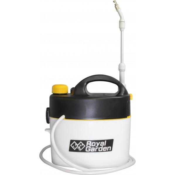 Nichiryu&Nature 除草剤用電池式噴霧器 3L TGMN-3H 1個