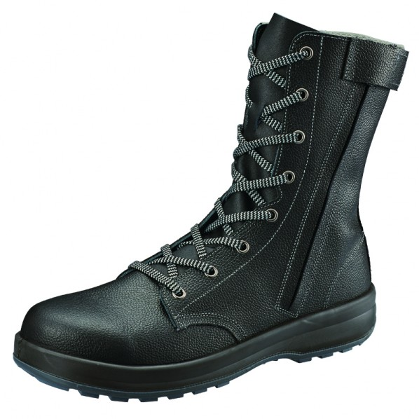 【送料無料】シモン 安全靴長編上靴SS33C付27.5cm 333 x 287 x 121 mm 1