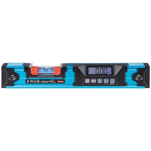 ブルーレベル Pro2 デジタル 防塵防水 350mmマグネット付