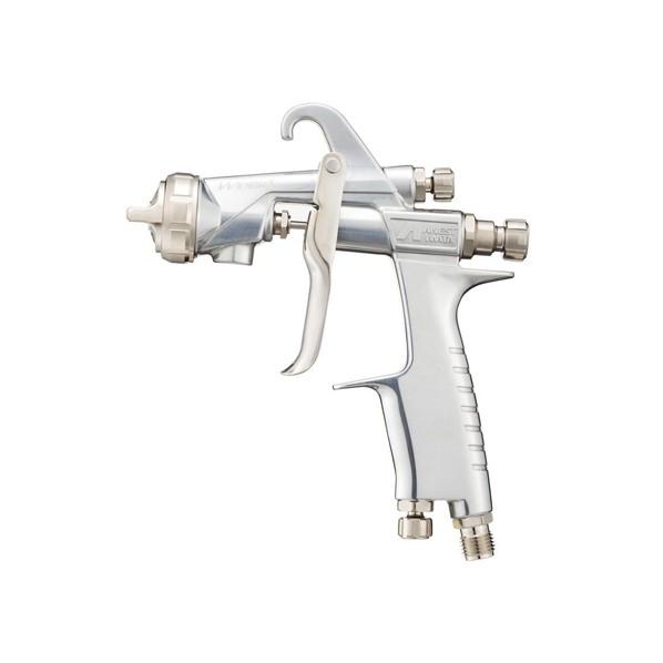 【送料無料】ANEST IWATA スプレーガン ノズル口径:φ1.0mm、塗料噴出量:95ml/min WIDER1-10E1G 1個