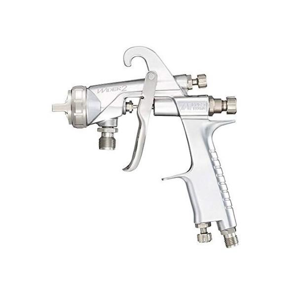 【送料無料】ANEST IWATA スプレーガン ノズル口径:φ1.5mm、塗料噴出量:240ml/min WIDER2-15K1S 1個