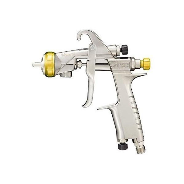 【送料無料】ANEST IWATA スプレーガン ノズル口径:φ1.3mm、塗料噴出量:140ml/min KIWAMI-1-13B4 1個