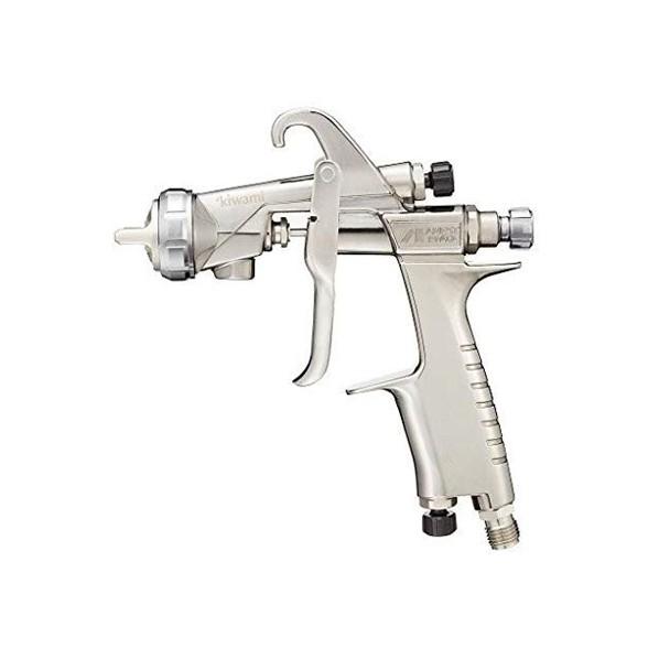 【送料無料】ANEST IWATA スプレーガン ノズル口径:φ1.6mm、塗料噴出量:195ml/min KIWAMI-1-16B2 1個