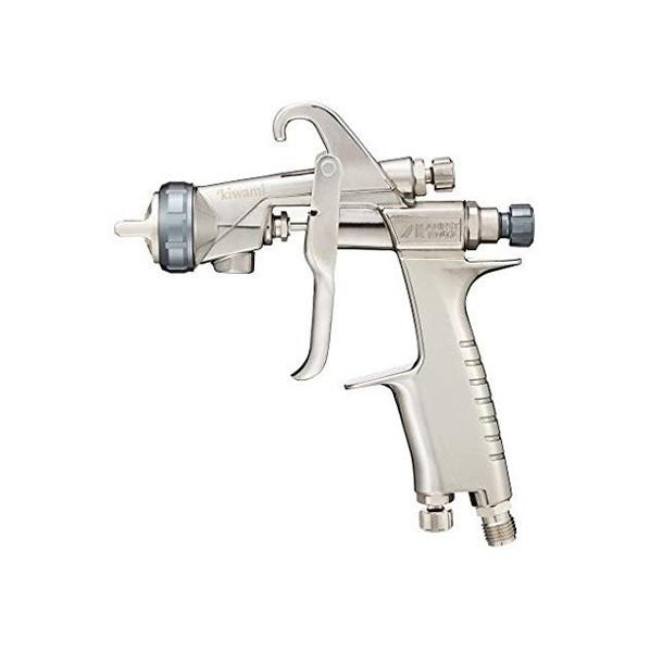 【送料無料】ANEST IWATA スプレーガン ノズル口径:φ1.4mm、塗料噴出量:200ml/min KIWAMI-1-14B8 1個