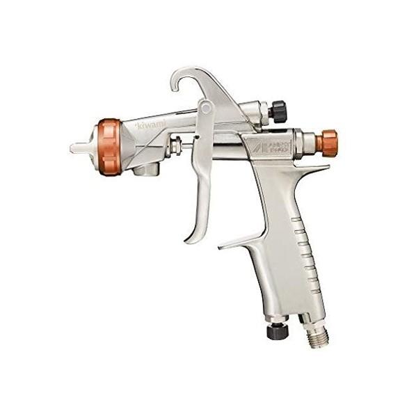 【送料無料】ANEST IWATA スプレーガン ノズル口径:φ1.3mm、塗料噴出量:165ml/min KIWAMI-1-13KP6 1個