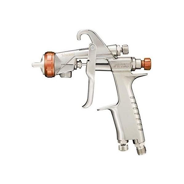 【送料無料】ANEST IWATA スプレーガン ノズル口径:φ1.4mm、塗料噴出量:170ml/min KIWAMI-1-14KP6 1個