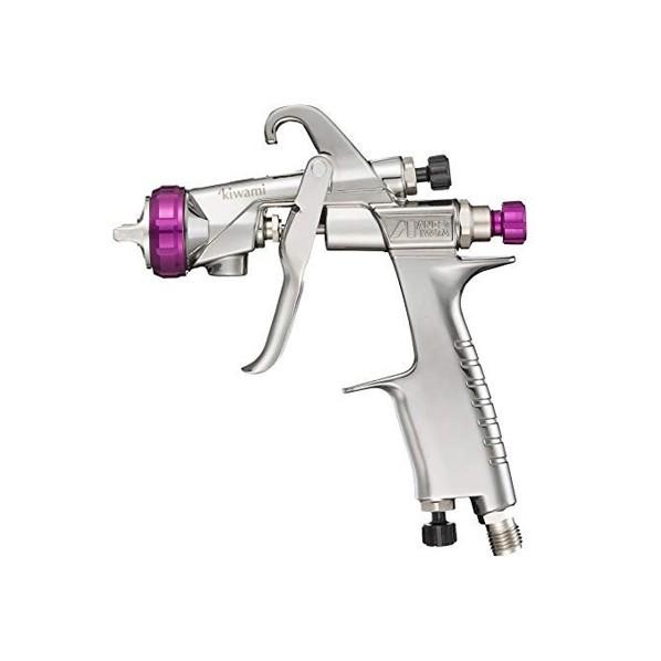 【送料無料】ANEST IWATA スプレーガン ノズル口径:φ1.3mm、塗料噴出量:140ml/min KIWAMI-1-13B10 1個