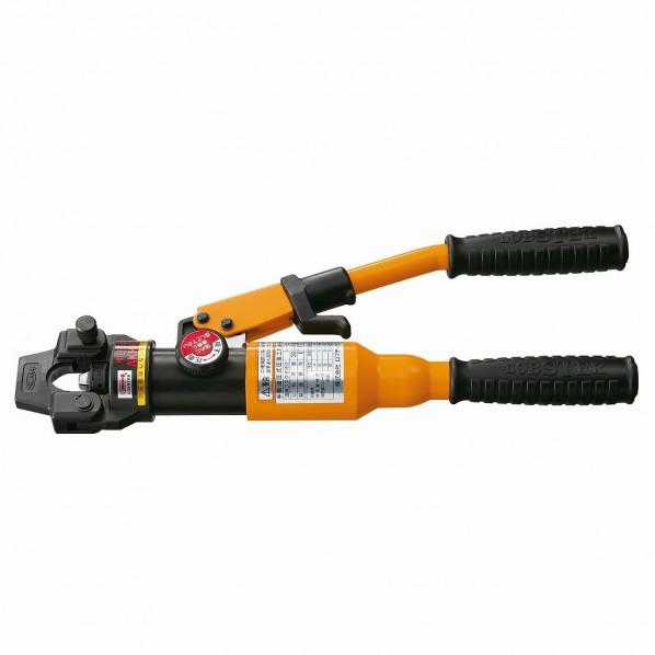 【送料無料】エビ 手動油圧式圧着工具使用範囲14・22・38・60 403 x 186 x 85 mm AKH60N