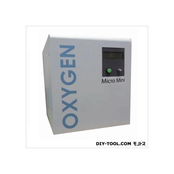 超小型酸素ガス発生装置/オイルフリー圧縮機内蔵/純度99vol%