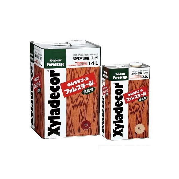 【送料無料】キシラデコール フォレステージ シルバグレイ #309 1缶