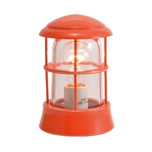 【送料無料】ゴーリキアイランド マリンランプ BH1010 OR CL オレンジ 幅119×高さ175×奥行119mm 750076 1個