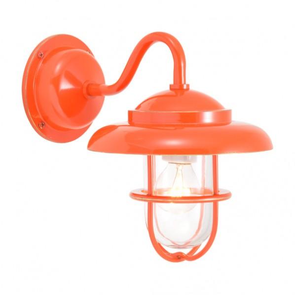 【送料無料】ゴーリキアイランド マリンランプ(ポーチライト)BR1760 OR CL 60sオレンジ 幅136×高さ170×奥行190mm 750242 1個