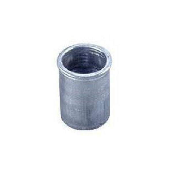 【送料無料】エビ ナットKタイプアルミニウム8−4.0(500個入) 185 x 97 x 180 mm NAK840M 500個