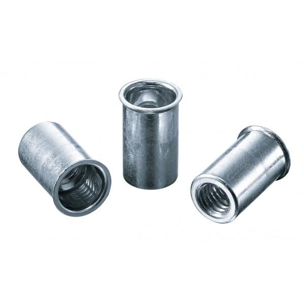 【送料無料】エビ ナットKタイプスティール10−2.5(500個入) 189 x 99 x 183 mm NSK1025M 500個