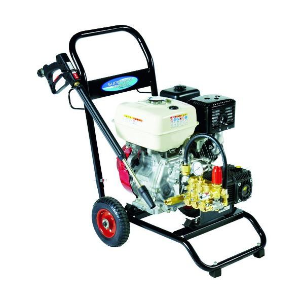 スーパー工業 エンジン式高圧洗浄機SEC-1520-2N