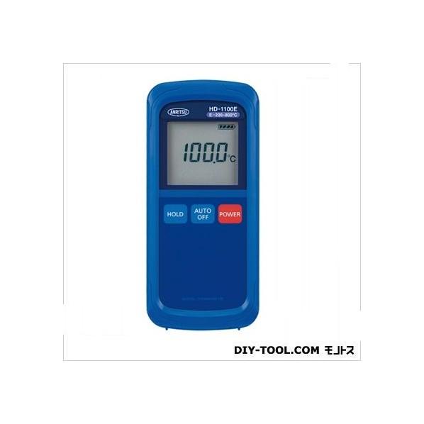 【送料無料】安立計器 デジタル温度計(本体のみ 約76(W)×167(H)×36(D) 突起部除く HD-1100E 1個