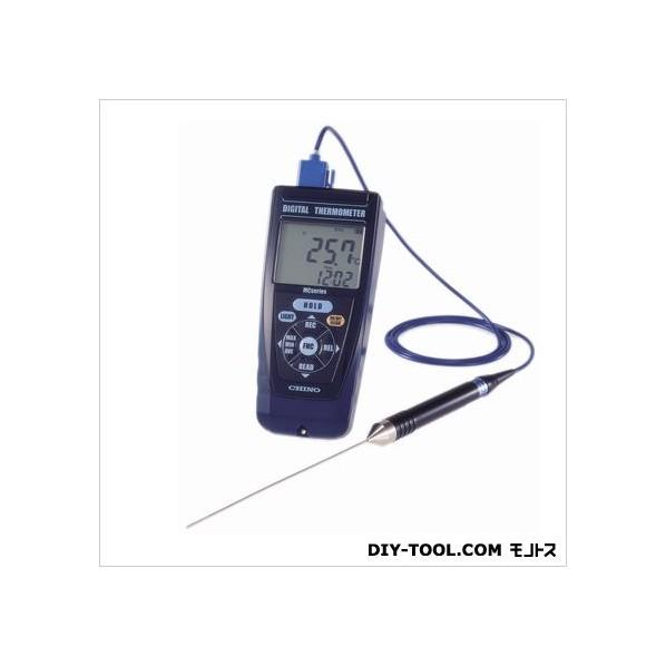 【送料無料】チノー デジタルハンディ温度計 W76×H164×D36.3mm MC1000-000 1個