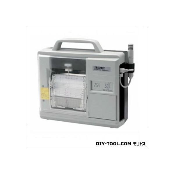 【送料無料】セコニック 温湿度記録計 300(W)×245(H)×105(D)mm ST-50M 1個