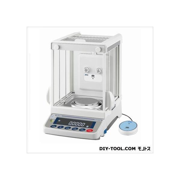 【送料無料】エー・アンド・デイ 分析用電子天秤/内蔵分銅除電器付122g/0.1mg W259XD358XH332 GX-124AE 1台