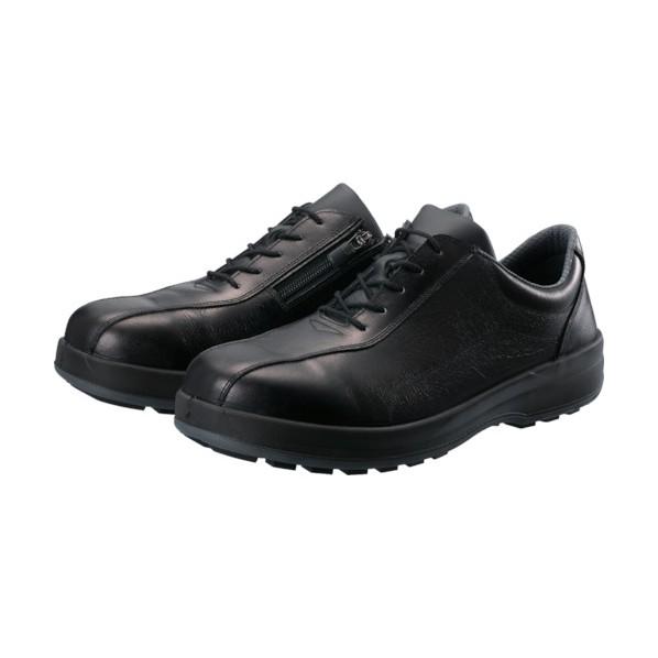 【送料無料】シモン シモン 耐滑・軽量3層底安全短靴8512黒C付 27.0cm 325 x 180 x 125 mm 8512C-270 10