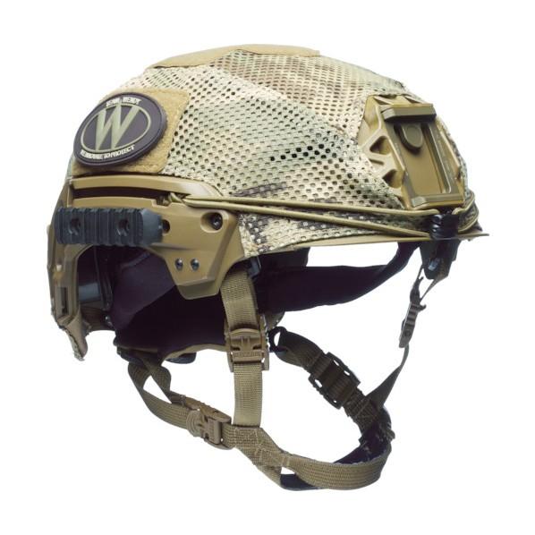【送料無料】TEAMWENDY TEAMWENDY EXFIL LTP/カーボン用 メッシュヘルメットカバー 305 x 254 x 179 mm 1