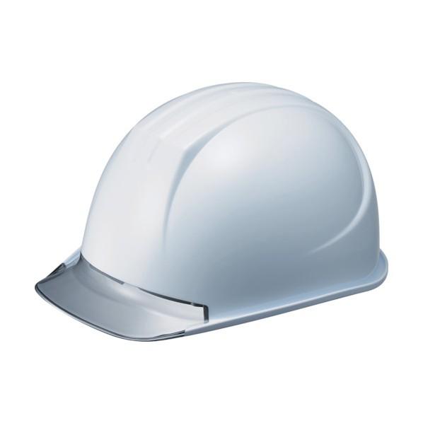【送料無料】タニザワ タニザワ 特大型ヘルメット 溝付 透明ひさし付 310 x 238 x 164 mm ヘルメット・軽作業帽