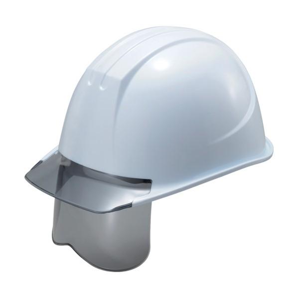 【送料無料】タニザワ タニザワ エアライト搭載グレーシールド面付ヘルメット 270 x 345 x 185 mm ヘルメット・軽作業帽