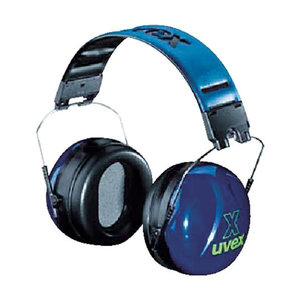 【送料無料】UVEX UVEX 防音保護具イヤーマフX 126 x 156 x 169 mm 1