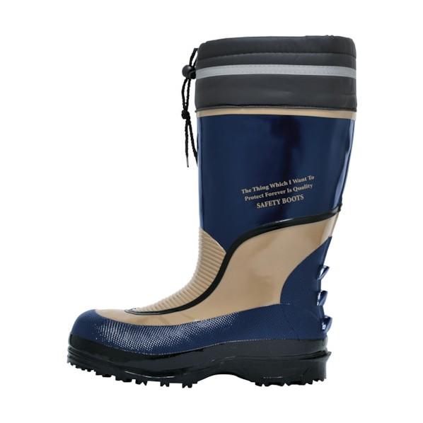【送料無料】ジーベック ジーベック セーフティ防寒長靴85705−10−L 85705-10-L 1個
