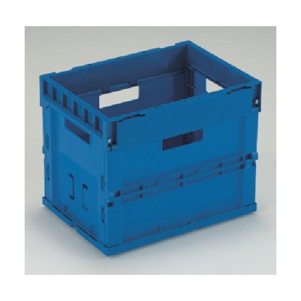 【送料無料】リス リス 折りたたみコンテナーCB−S38W ダークブルー DB 440 x 318 x 362 mm CB-S38W