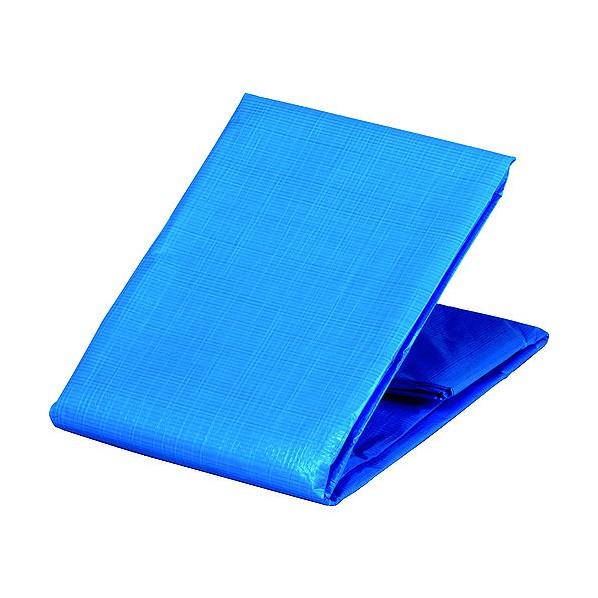 【送料無料】トラスコ(TRUSCO) TRUSCO 防炎シートα軽量 ブルー 幅3.6mX長さ5.4m 400 x 300 x 130 mm GBS3654A-B