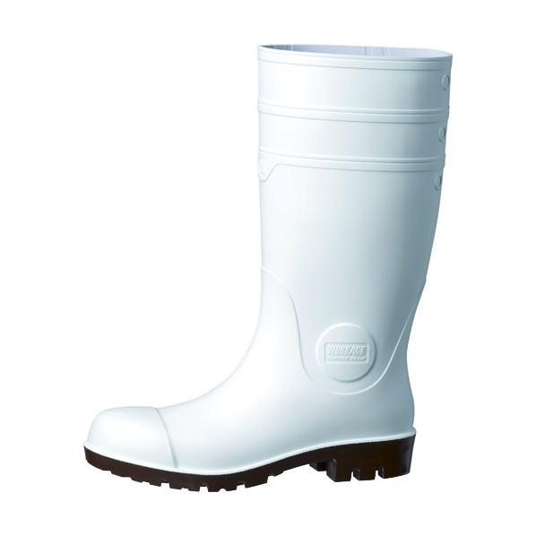 【送料無料】ミドリ安全 ミドリ安全 耐油・耐薬 安全長靴 ワークエース NW1000スーパー ホワイト 26.5CM 480 x 344 x 121 mm NW1